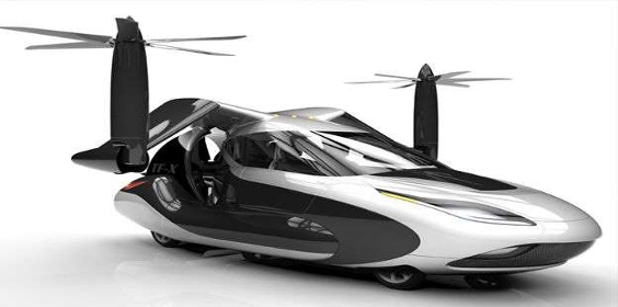 auto volador